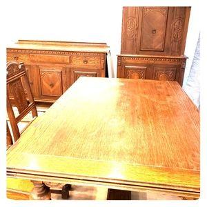 Other - Antique dinning set